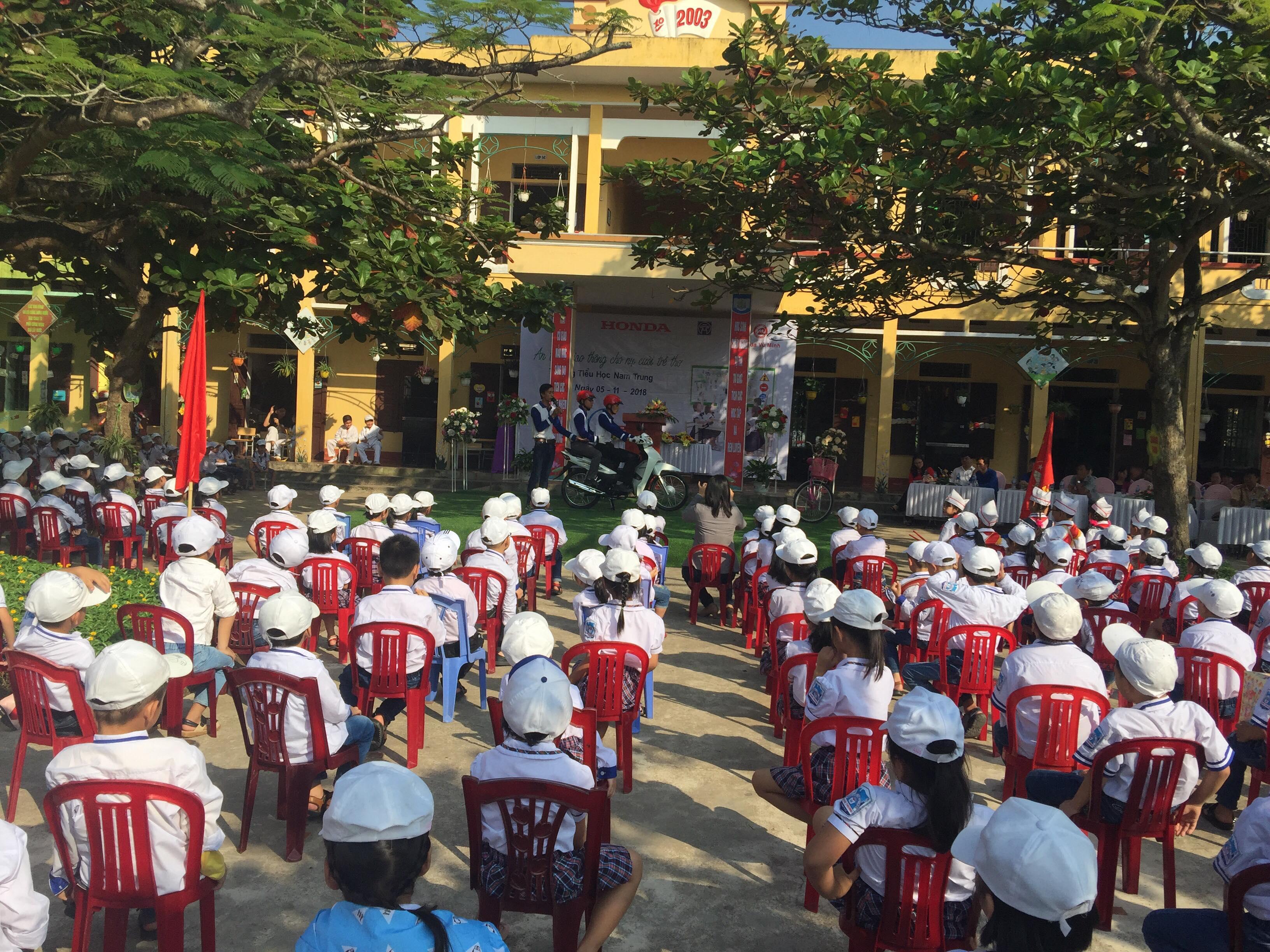 Trường tiểu học Nam Trung