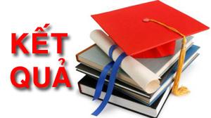 Kết quả điểm thi học sinh giỏi khối 8 cấp huyện năm học 2018-2019
