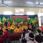 Thi tài năng_ Hát chèo- TH Nam Giang