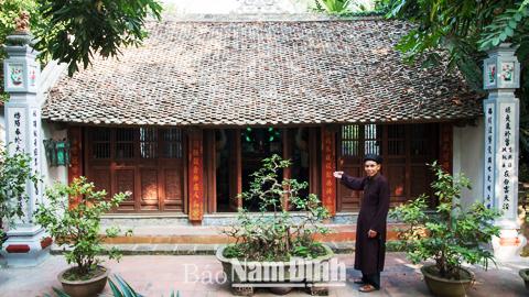 Thanh Am Đông làng Thanh Khê