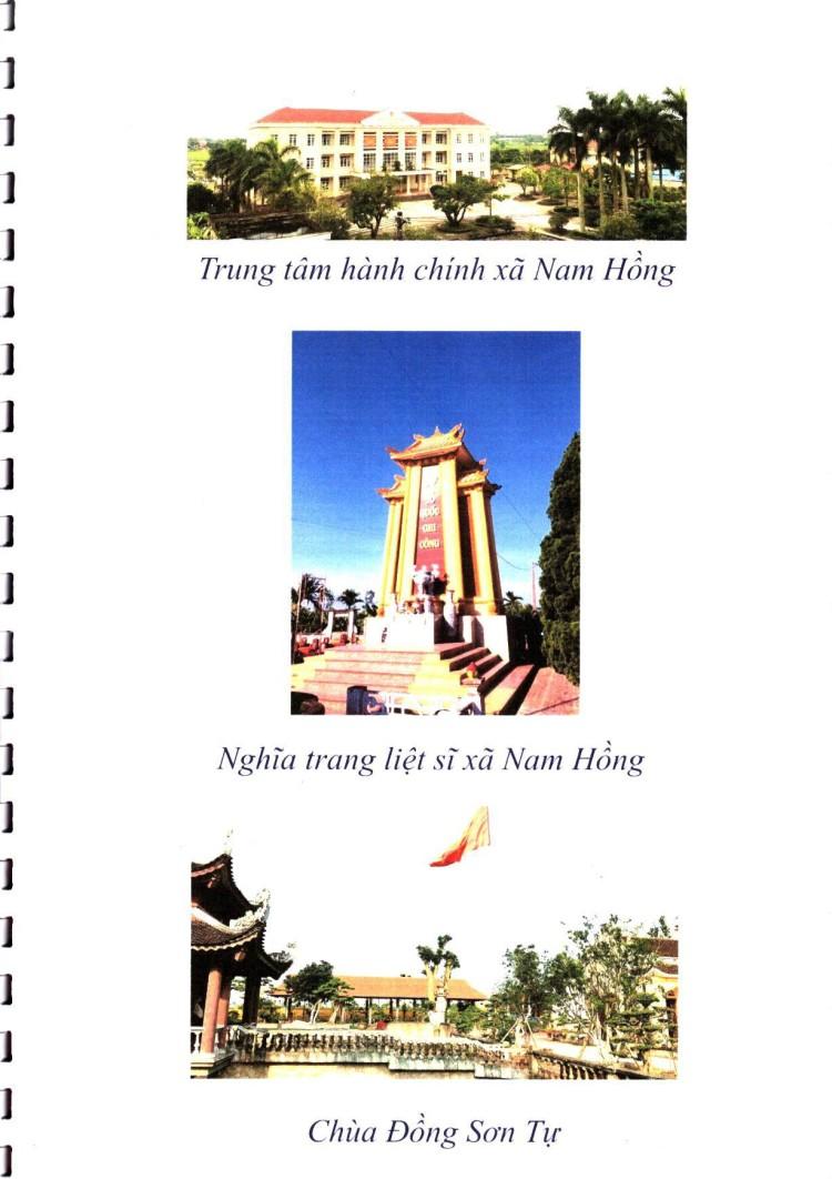 Nam Hồng vùng đất địa linh nhân kiệt (file ảnh) - 0002