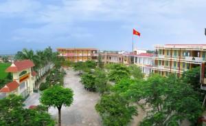 Trường THCS Nguyễn Hiền, huyện Nam Trực