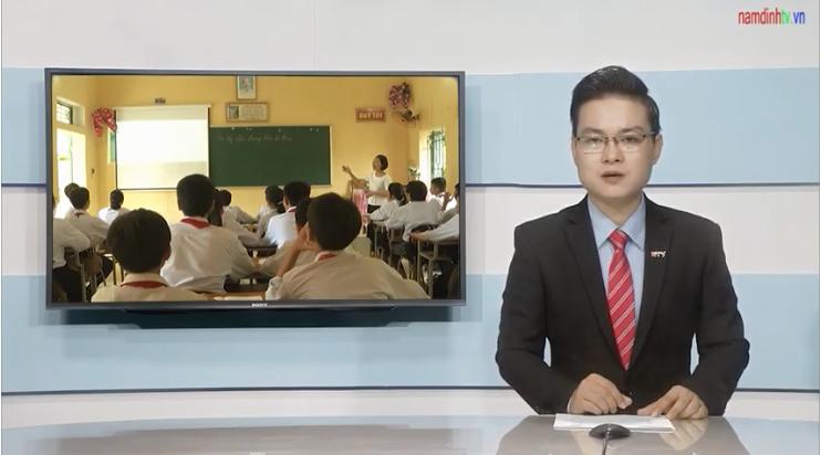 Hiệu Qủa từ công tác xã hội hóa giáo dục tại trường THCS Nam Cường huyện Nam Trực tỉnh Nam Định